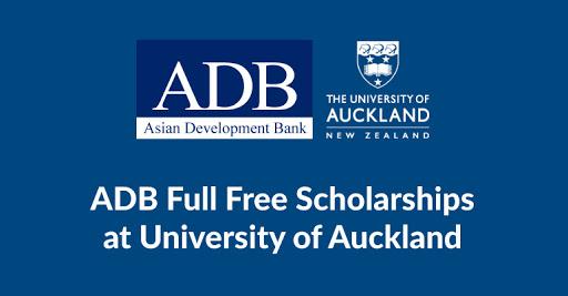 The ADB–Japan Scholarship (New Zealand)
