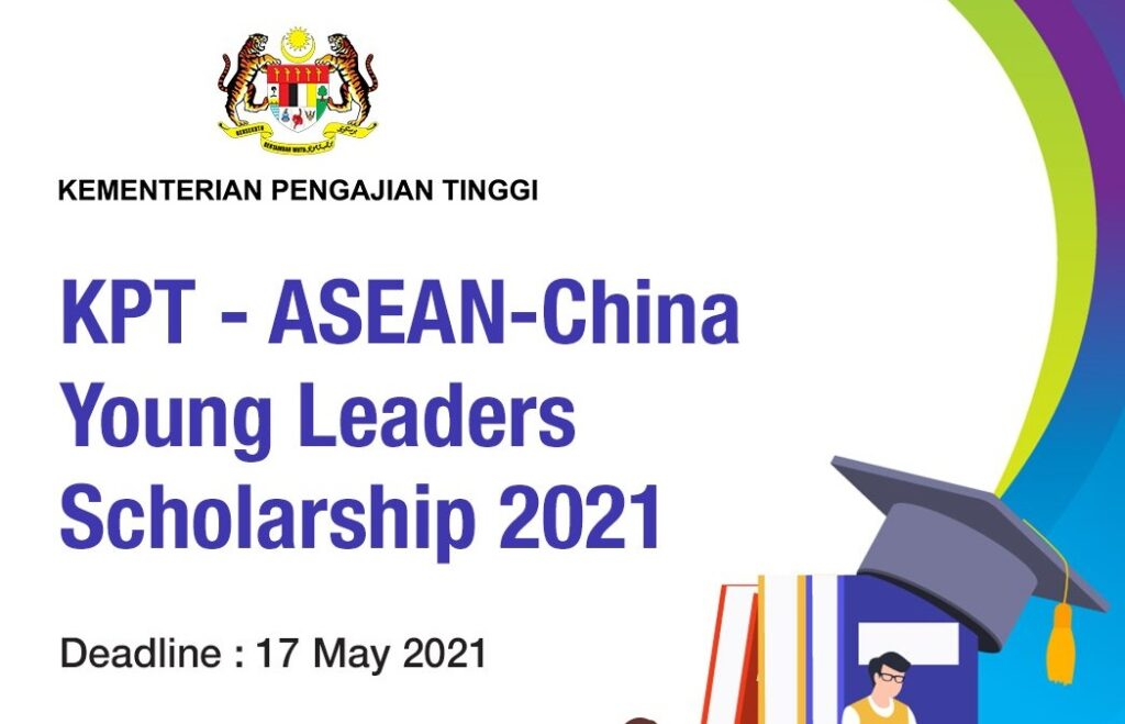 KPT – ASEAN-China Young Leaders Scholarship